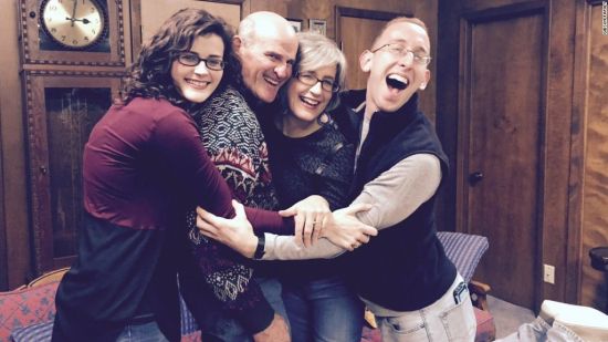 john gibson family