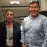 hijacker selfie 1