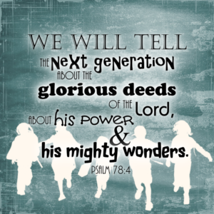 we will tell
