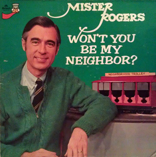 Fred Rogers Pop Culture And Youth Ministry A Blog Post From Walt Mueller